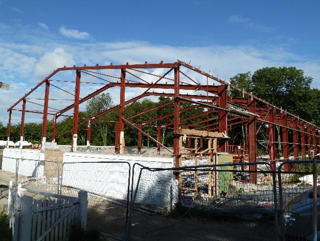 Demolition Evan Pritchard Contractors Wales